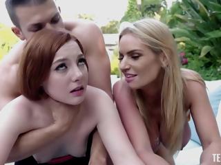 Alexis Fawx Katie Morgan Kenzie Taylor Emma Hix - Coaching Babes