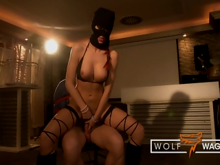 Club Ceo Gets Ambushed & Milked Overwrought A Slut With Jason Make fit Coupled with Vicky Sun