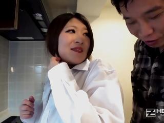 Busty Housekeeper Rina With Rina Araki