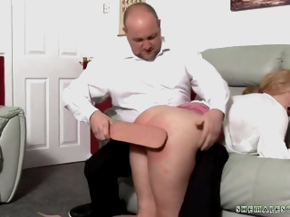 Hot Gets It On Her Bare Bore - Tall Blonde