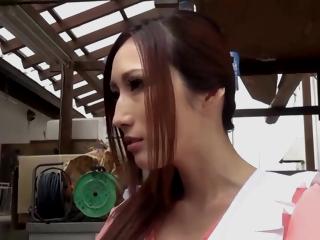 Julia Kyoka - Hottest Lovemaking Clip Milf Exotic Unassisted