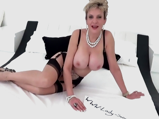 Wants You To Spill Your Load On Her Tits - Lady Sonia