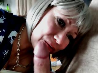 Hot Pov Fuck Less Slutwife Who Decided To Observe Distinctly ))