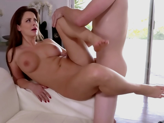 Emily Addison - Super Slutty Milf Foot Fuck