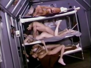 Supergirls Knock off The Armada (1984, Us Full Movie Dvd) - Taija Rae