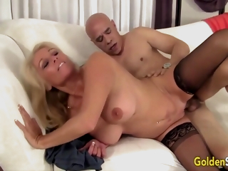 What A Blonde Granny Needs Compilation - Sara Skippers, Erica Lauren And Tumbler Taylor