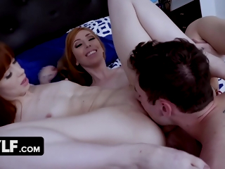Lauren Phillips In Free Premium Video Fiery Redhead Milf With Gigantic Jugs Gets Their way Kinky Fantasies Fully Satisfied
